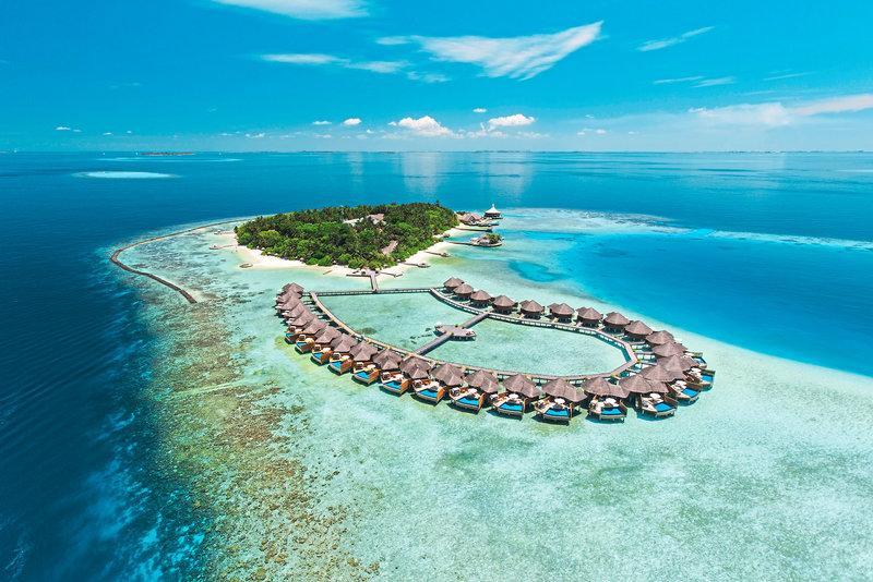 Baros Maldives, Maldivi 3