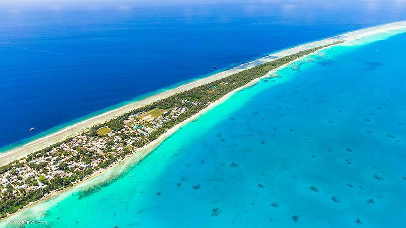 Dhiguveli Maldives, Maldivi 1