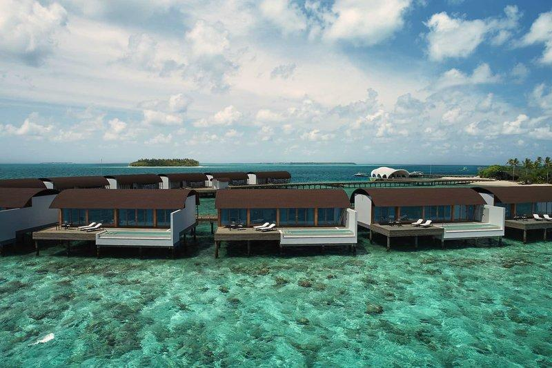 The Westin Maldives Miriandhoo Resort, Maldivi 2