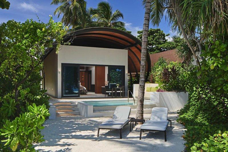 The Westin Maldives Miriandhoo Resort, Maldivi 3