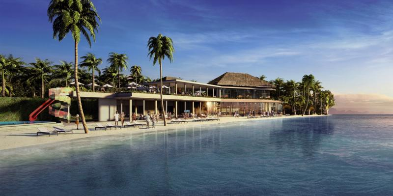 Hard Rock Hotel Maldives, Maldivi 1
