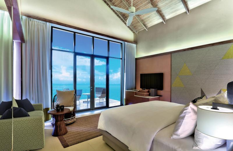 Hard Rock Hotel Maldives, Maldivi 3
