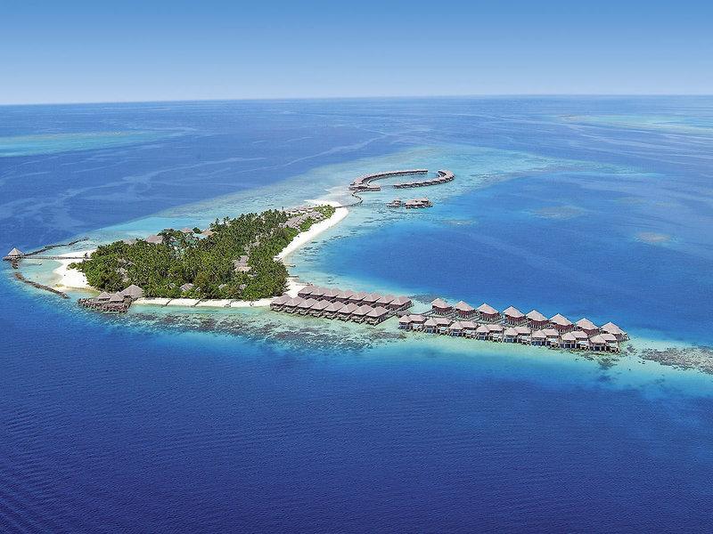 Coco Bodu Hithi, Maldivi 1