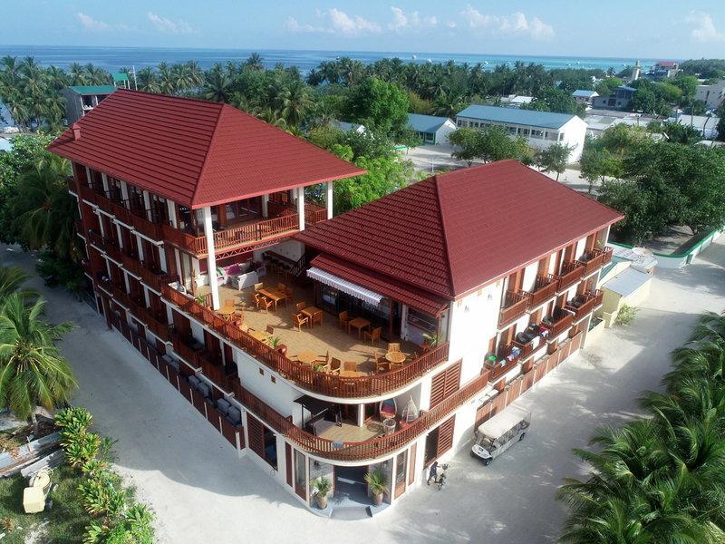 Araamu Holidays and Spa, Maldivi 2
