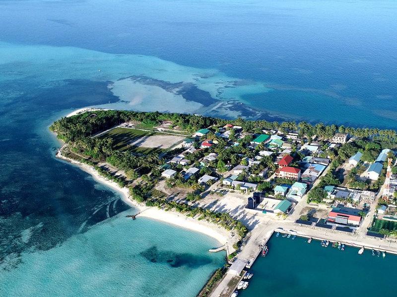 Araamu Holidays and Spa, Maldivi 3